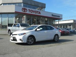 2014 Toyota Corolla LE Upgrade Package