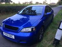 Up for swaps Vauxhall Astra coupe se2 edition