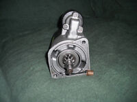 Remanufactured VW/Bosch Starter Motor