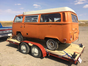 VW Vanagon westfalia 1975