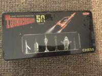 Limited edition thunderbirds chess set! Still in all original packaging !