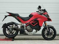 Ducati Multistrada 1200S DVT - absolutely immaculate 2419 mile example .........
