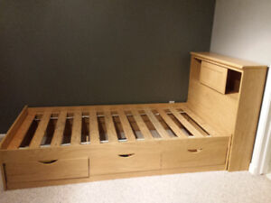 Twin Mate bed