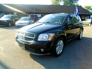 2007 Dodge Caliber SXT, MOONROOF & AC. 5Spe. M