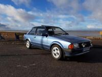 FORD ESCORT XR3I, Blue, Manual, Petrol, 1984