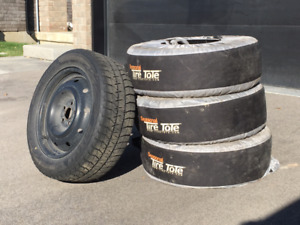 Blizzak Winter Tires $450 obo