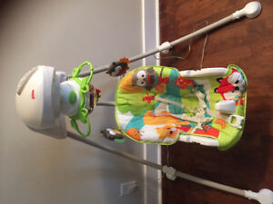 Fisher-Price baby swing in great shape!