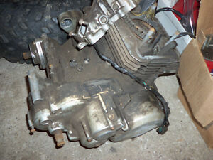 Honda 1985 250es Big Red Parts