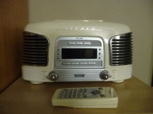 Teac retro radio