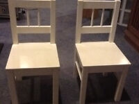 "For Sale: IKEA ""Gulliver"" children's chairs"