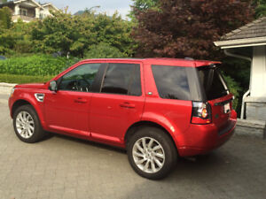 2014 Land Rover LR2 HSE Lux SUV,