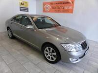 2006 Mercedes-Benz S320 3.0TD 7G-Tronic S320 CDi ***BUY FOR ONLY £38 PER WEEK***