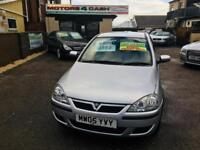 Vauxhall/Opel Corsa 1.2i 16v ( a/c ) 2005MY SXi B1 Owner From New Manaul Petrol