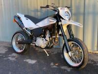 HUSQVARNA SMS 630 SUPERMOTO MOTORCYCLE