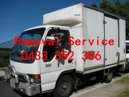 FULLY INSURED Removal and Cleaning Services