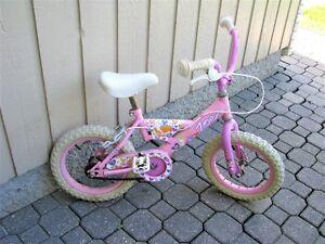 Girls Bike - 14 Inch wheels