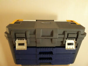 Mastercraft Portable Chest Tool box, 23-in - $48