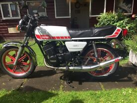 Yamaha rd250e