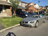 2006 BMW 6-Series 650i Convertible FULLY LOADED