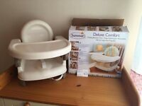 Summer Deluxe Booster Seat