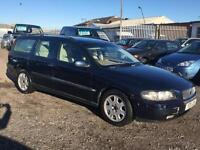 2000/Y Volvo V70 2.4 ( 140bhp ) auto Classic LONG MOT EXCELLENT RUNNER
