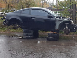 2003 Infiniti G35 coupe parts