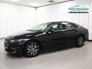 2018 Chevrolet Malibu LT - Heated Leather Seats, Sunroof, Remote