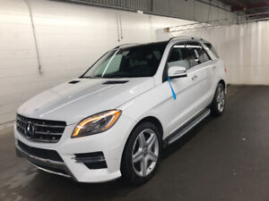 SELLING Mercedes Benz 2015 ML350 AMG Pack!!!!
