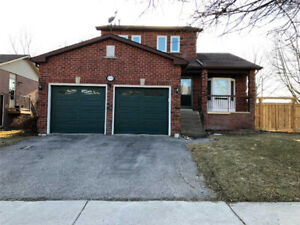 Full House 3 + 2 Beds For Lease - Ajax