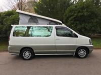 NISSAN Elgrand Campervan 3.2 Diesel Auto,2 Birth,Ex High Roof,Cooker,Sink