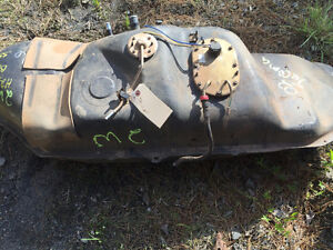 2002 Toyota Tacoma Gas Tank-2 Wheel Drive Only