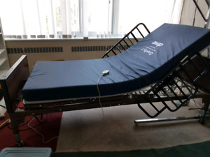 Fully electric hospital bed - like new