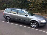 VW Passat tdi estate 2002 will swap px smaller car polo lupo golf etc cash either way.