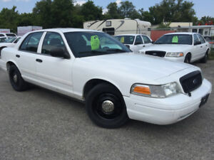 2010 FORD CROWN VICTORIA ***CERTIFIED***