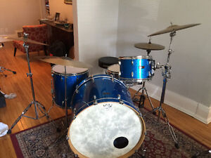 High end Drums, Cymbals, Hardware and More