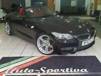 2012 BMW Z Series 2.0 20i M Sport sDrive 2dr Petrol black Manual