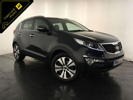 2013 63 KIA SPORTAGE 3 CRDI DIESEL 1 OWNER FROM NEW FINANCE PX WELCOME