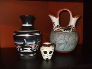 South Western Native Pottery Collection