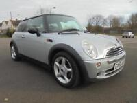 Mini Mini 1.6 Cooper 2005/55 83,000 miles aircon alloy wheels ABS e/windows