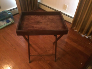 TV End Table