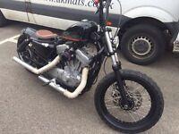 Harley Davidson 883 XL Sportster