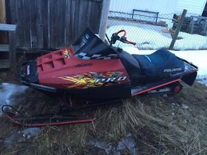 Parts sleds 650 triples can run 3 for 1000
