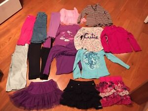 Girls size 4/5 lot, most brand names