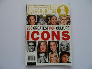 200 GREATEST POP CULTURE ICONS, PEOPLE VH1