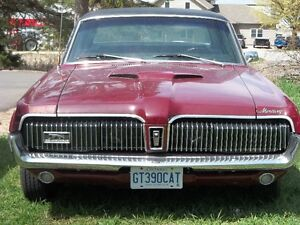 1968 Cougar GT - Rare Certified