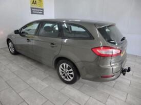 GREEN FORD MONDEO 2.0 ZETEC TDCI ***FROM £112 PER MONTH***