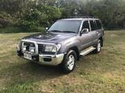 Immaculate Diesel/Gas 100 Series Land Cruiser Bongaree Caboolture Area Preview