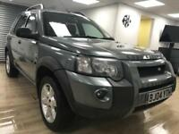 Land Rover Freelander 2.0Td4 4X4 HSE SAT NAV LEATHER WARRANTY FULL SERVICE HIST