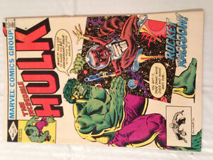 Incredible Hulk #271 (Marvel,1982) 1st Rocket Raccoon VF