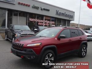 2015 Jeep Cherokee Trailhawk  - Navigation -  Bluetooth